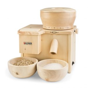 házi gabona malom pelyhesítő Waldner