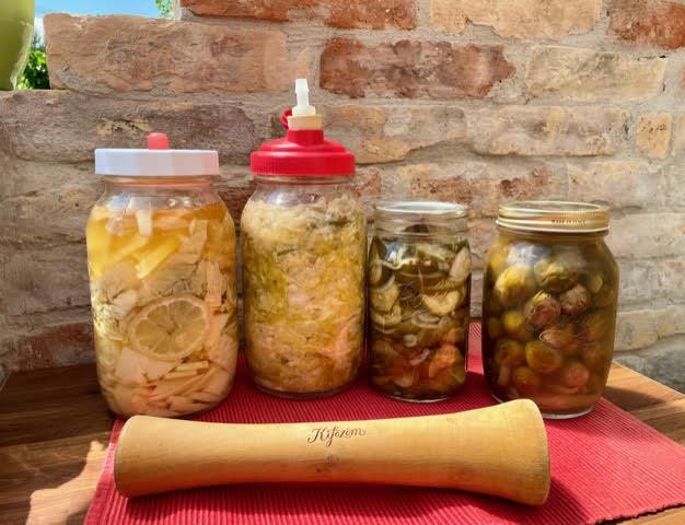 fermentálás